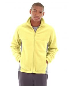 Orion Two-Tone Fitted Jacket-XS-Yellow