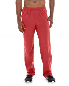 Geo Insulated Jogging Pant-33-Red