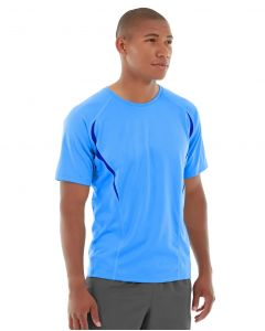Zoltan Gym Tee-S-Blue