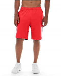 Arcadio Gym Short-32-Red