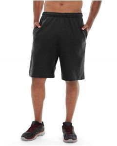 Pierce Gym Short-32-Black