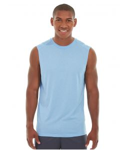 Rocco Gym Tank-S-Blue