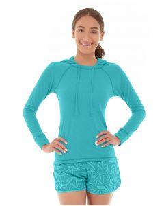 Hera Pullover Hoodie-XS-Blue