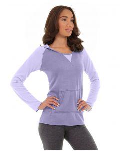 Miko Pullover Hoodie-L-Purple