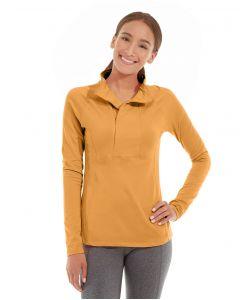 Augusta Pullover Jacket-M-Orange