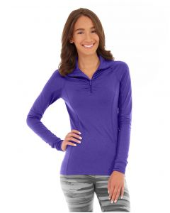 Adrienne Trek Jacket-M-Purple