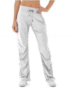 Cora Parachute Pant-29-White
