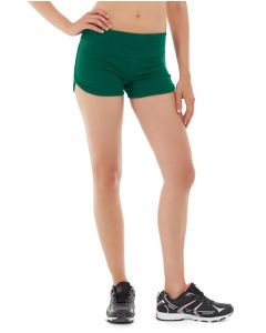 Fiona Fitness Short-32-Green