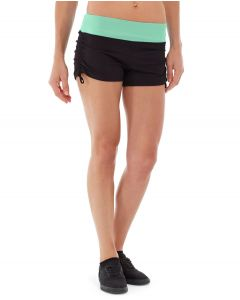 Artemis Running Short-28-Green
