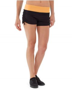 Artemis Running Short-32-Orange