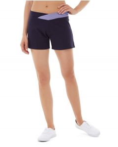Bess Yoga Short-32-Purple