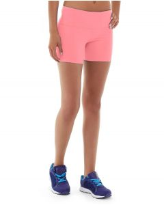 Ina Compression Short-28-Red